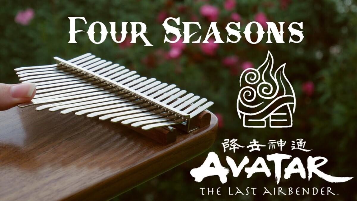 maxresdefault-1-60ca15cb Four Seasons, Four Loves [Avatar: the Last Airbender]