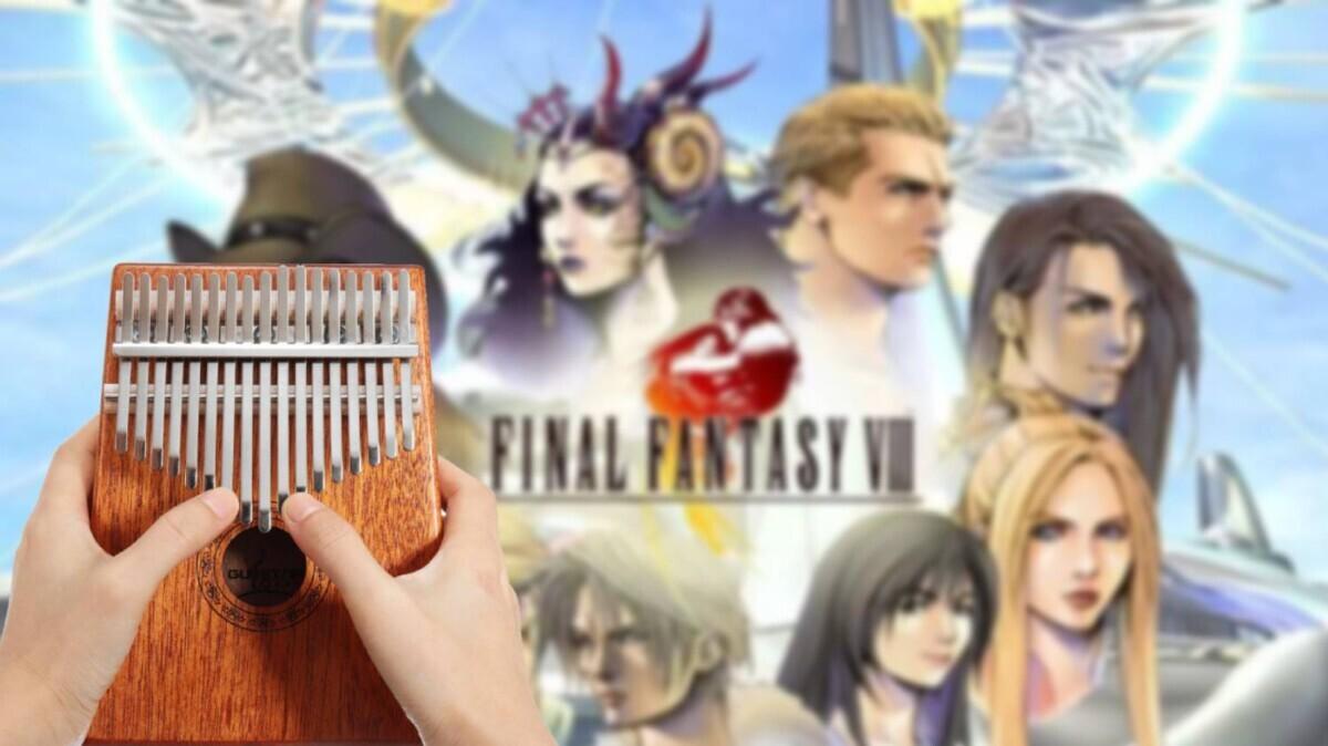 thumb-1-75a55bd5 Final Fantasy VIII - Breezy