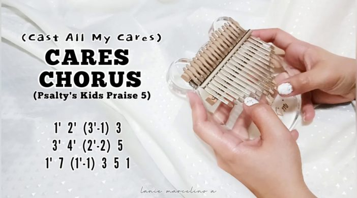 I cast all my cares upon you - Psalty Kids Praise