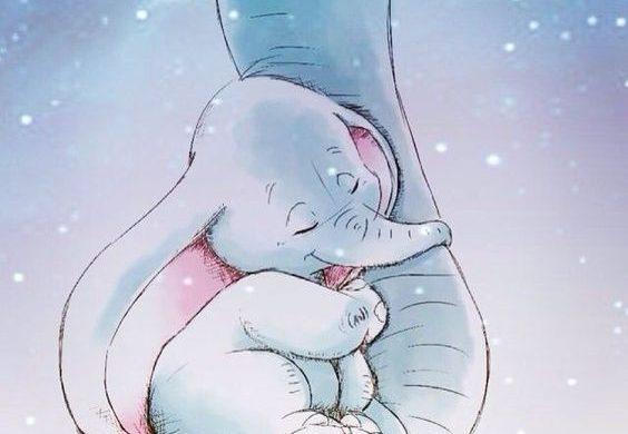 Dumbo - Baby Mine (Disney, 1941)