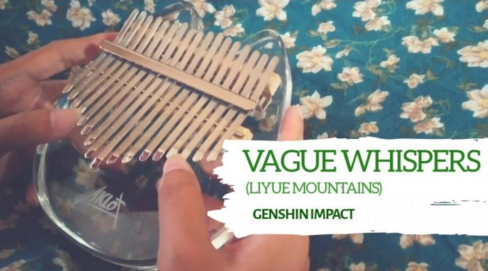 VAGUE WHISPERS (Liyue Mountains) - Genshin Impact