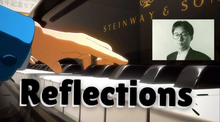 Reflections - Toshifumi Hinata