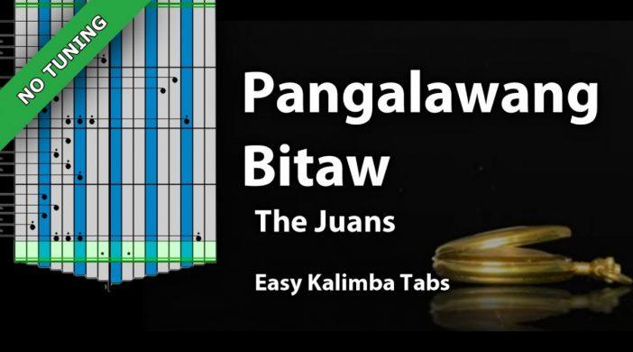 Pangalawang Bitaw - The Juans