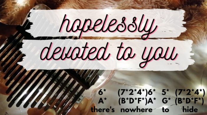 Hopelessly Devoted to You - Olivia Newton-John