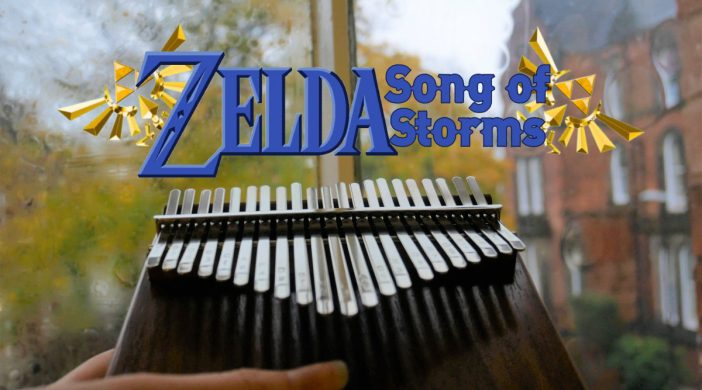 Song of Storms - Legend of Zelda: Ocarina of Time