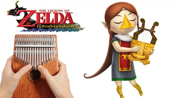 ⚔Earth's God Lyric - Zelda: Wind Waker