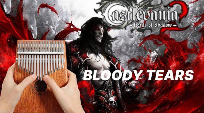 🧛 Bloody Tears - Castlevania II: Simon's Quest