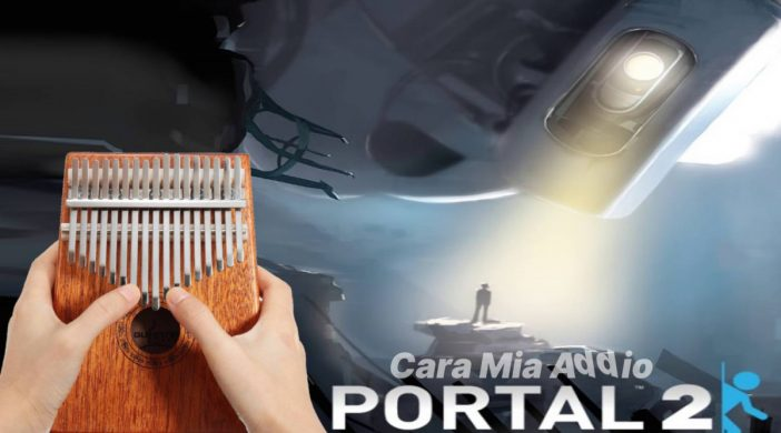 🤖Cara Mia Addio - Portal 2