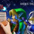 🧝 Sheik's Theme - The Legend of Zelda: Ocarina of Time