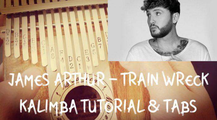 James Arthur - Train Wreck