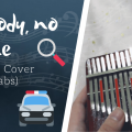 no-body-no-crime-23e7279b-120x120 no body, no crime 🕵️♀️ Taylor Swift - evermore   Kalimba Cover with Tabs by xindify