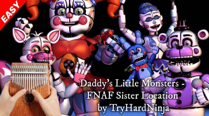 thumb-2020-12-26T185502.486-3cc081f0-702x390 🧸 Daddy's Little Monsters - FNAF Sister Location by TryHardNinja