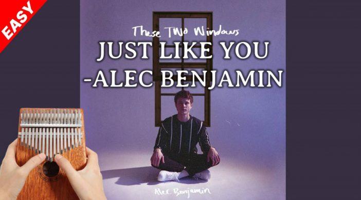 thumbnail-2-62c044fb-702x390 👨👦 Just Like You - Alec Benjamin