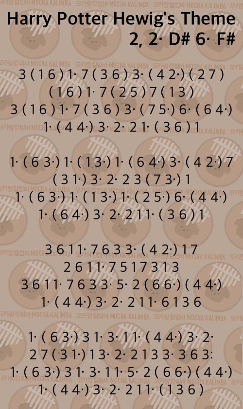 9FAB5E1D-D6BF-4E4C-B8B8-643F82E6A0EE-05cf3876 Harry Potter Hedwig's Theme