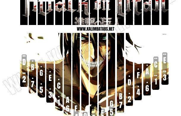 attack-on-titan-sticker-610x390 Kalimba Tine Sticker: Attack on Titans #1