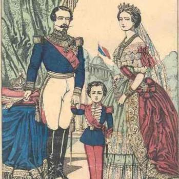 napoleoniii-e2249b6b L'Empereur, sa femme et le petit prince