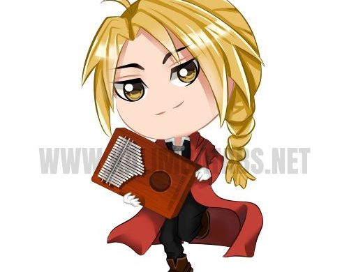 elric-kalimba-patch-sticker-500x390 Chibi Edward Elric Patch Sticker