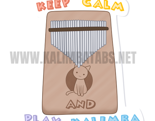 keep-calm-and-play-kalimba-sticker-500x390 Kalimba Sticker: Keep Calm and Play Kalimba