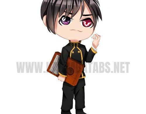 lelouch-code-geass-sticker-500x390 Chibi Lelouch Code Geass Patch Sticker