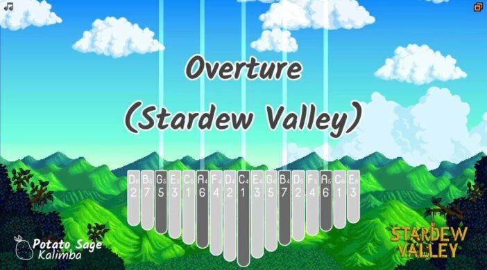 maxresdefault-2021-04-28T134041.799-fcc59030-702x390 Overture - Stardew Valley OST
