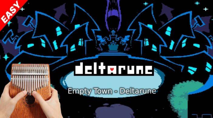 thumbnail-87-40094e11-702x390 🌃 Empty Town (Castle Town) - Deltarune OST