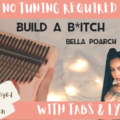 Beige-and-Brown-Tropical-Travel-Collection-YouTube-Thumbnail-0653ff48-120x120 Build A B*tch - Bella Poarch | Kalimba Full Cover With Tabs & Lyrics | No Tuning