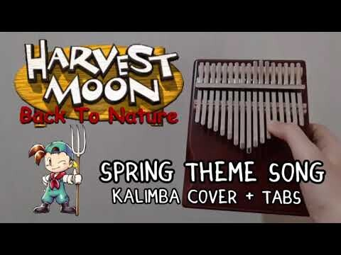 hqdefault-2021-06-14T131108.295-53f0cb89 Harvest Moon Spring Theme Song - Back to Nature