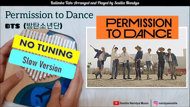 thump-73667cb9 Permission To Dance - BTS