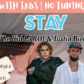 Beige-and-Brown-Tropical-Travel-Collection-YouTube-Thumbnail-19-b2999821-120x120 Stay - The Kid LAROI, Justin Bieber | Kalimba Full Cover With Tabs & Lyrics | No Tuning