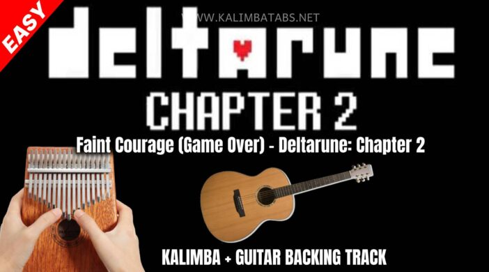 thumbnail-2021-10-13T144507.569-356016bc-702x390 ❤️ Faint Courage (Game Over)- Deltarune: Chapter 2