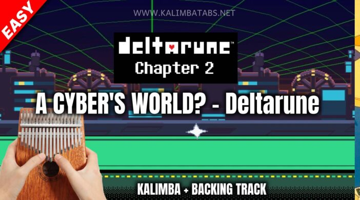 thumbnail-2021-10-15T134031.266-131972cb-702x390 🌐A CYBER'S WORLD? - Deltarune Chapter 2